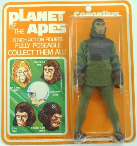 Vintage Palitoy Bradgate Planet Of The Apes Mego Cornelius